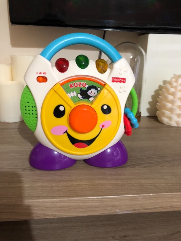Fisher price cd çalar