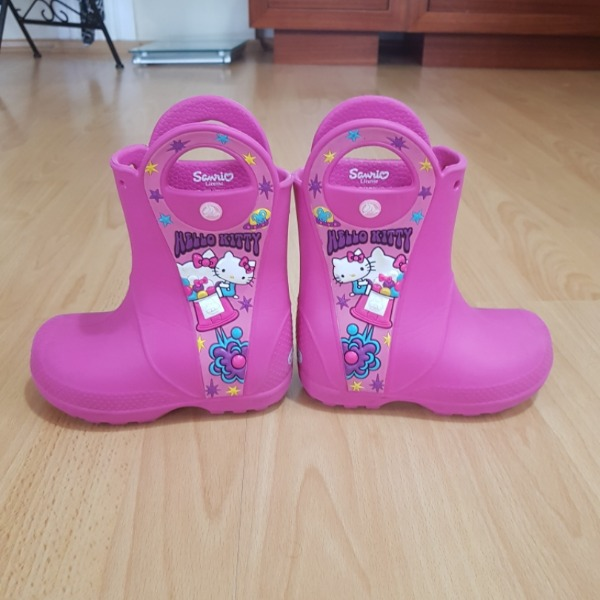 CROCS HELLO KİTTY