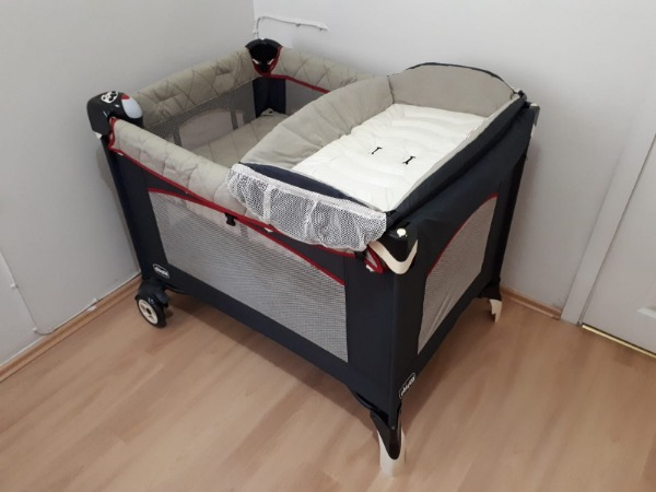 CHİCCO LULLABY LX Park Besik