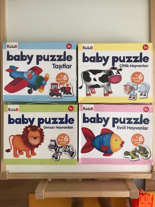 Eolo Baby Puzzle