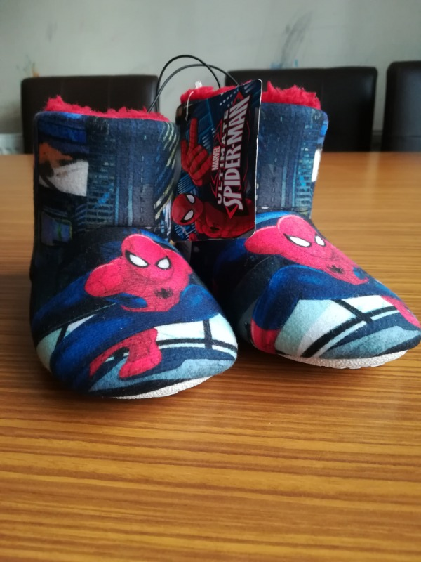 Spiderman panduf