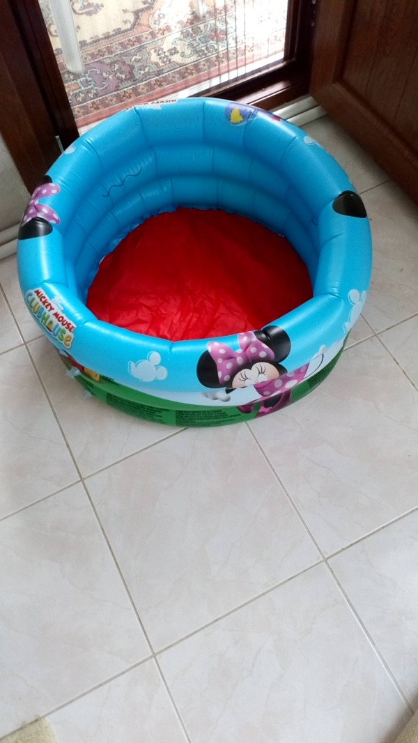 Bestway Mickey Mouse Baby Pool