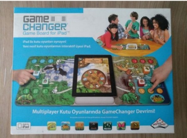 Game Changer Game Board For Ipad