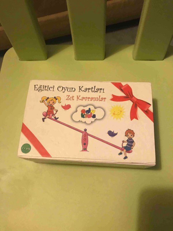 Flash Cards (6ay-5yaş)
