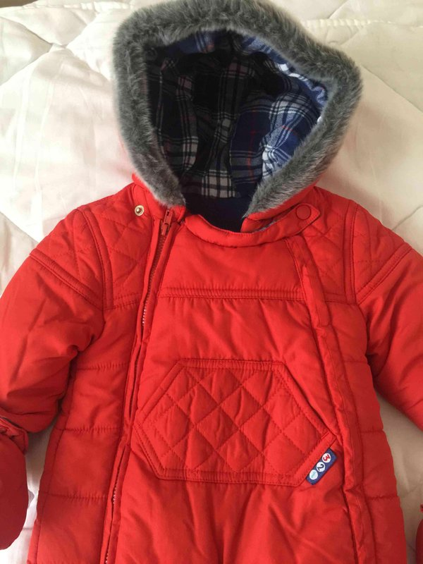 Mothercare 3-6 Ay  Unisex Astronot Mont