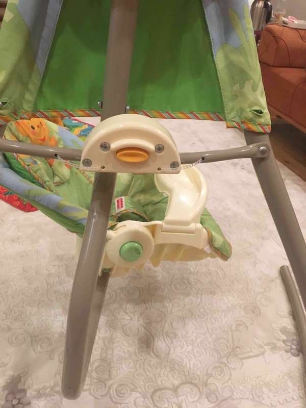 Fisher Price Ev Tipi Ana Kucağı