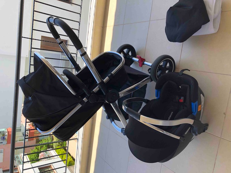 Mothercare Travel Sistem Bebek Arabası