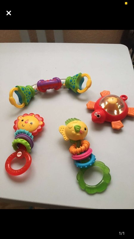 Fisher Price Sallanan Oyuncaklar