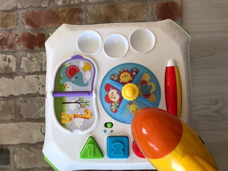 Fisher Price Aktivite Masası