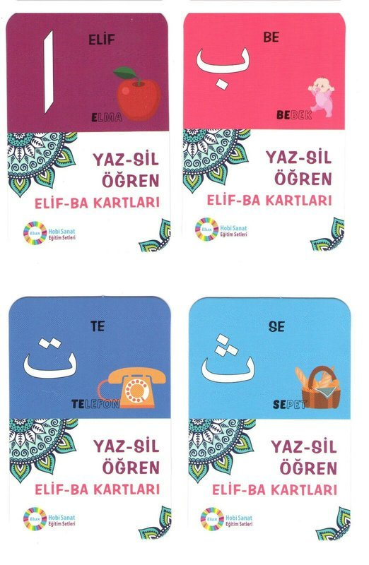 Flash Cards (6-14 Yaş)