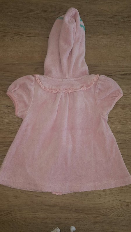 Juicy Couture 12-18 Ay Pembe Kız Hırka