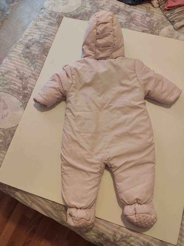 Mothercare 3-6 Ay Pudra Kız Astronot Mont
