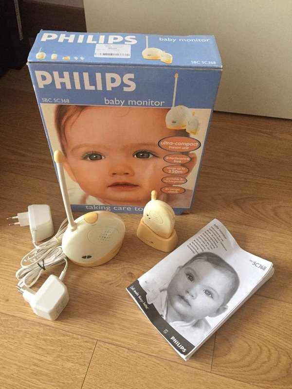 Philips Avent Telsiz
